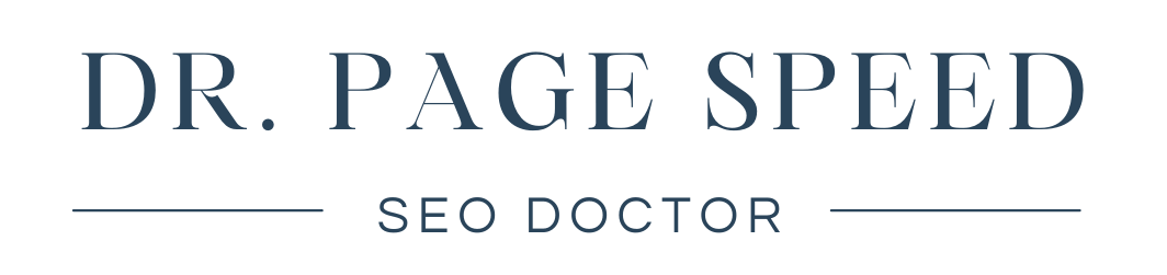 doctor page speed logo seo doctor